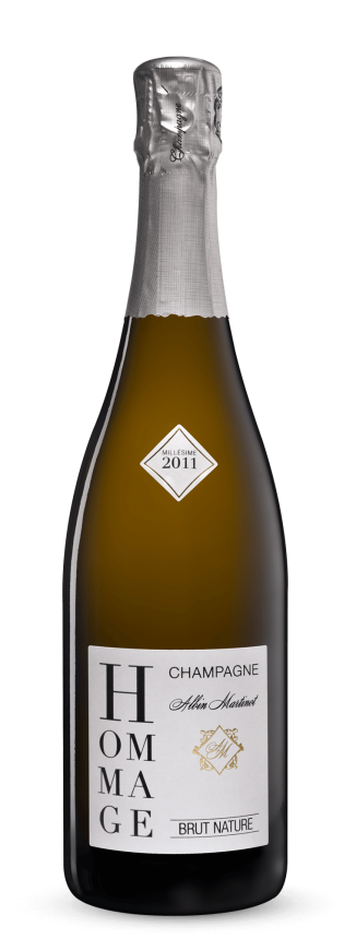 Cuvée Hommage - Champagne Albin Martinot